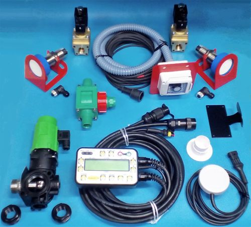SONARMATIC 2VS KIT COMPLETO/GPS